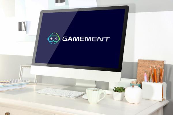 Sample branding #1 for Gamement