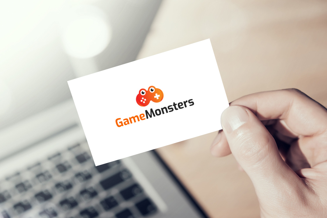 Sample branding #2 for Gamemonsters