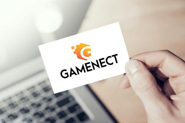Sample branding #2 for Gamenect