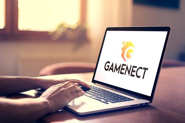 Sample branding #1 for Gamenect