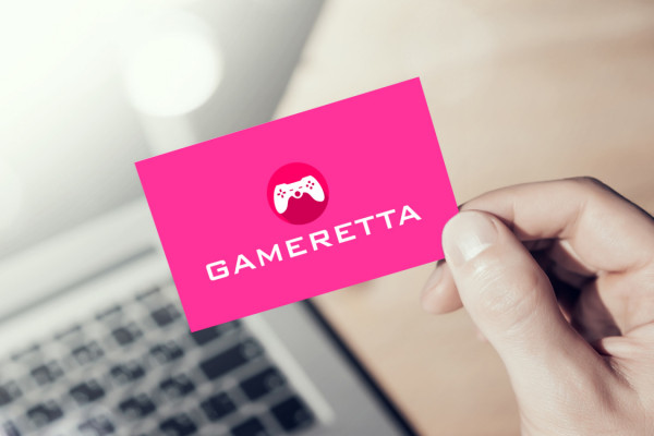 Sample branding #1 for Gameretta
