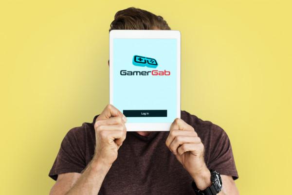 Sample branding #3 for Gamergab