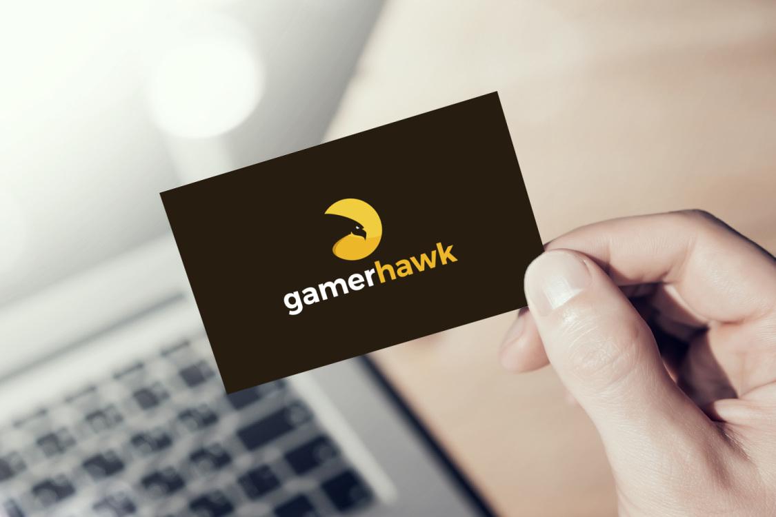 Sample branding #1 for Gamerhawk