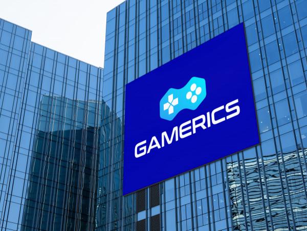 Sample branding #2 for Gamerics