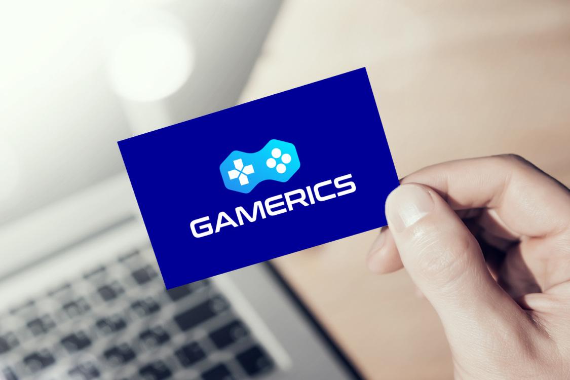 Sample branding #1 for Gamerics