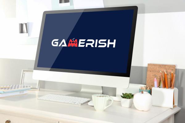 Sample branding #3 for Gamerish