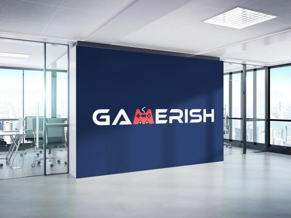 Sample branding #2 for Gamerish