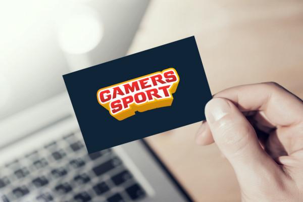 Sample branding #2 for Gamerssport