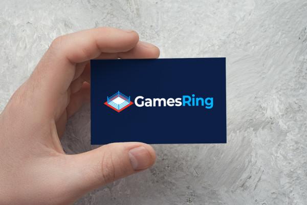 Sample branding #2 for Gamesring