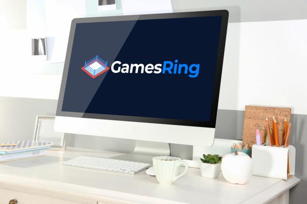 Sample branding #3 for Gamesring