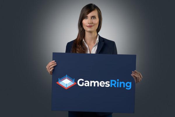 Sample branding #1 for Gamesring