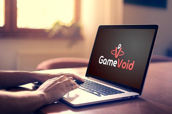 Sample branding #1 for Gamevoid