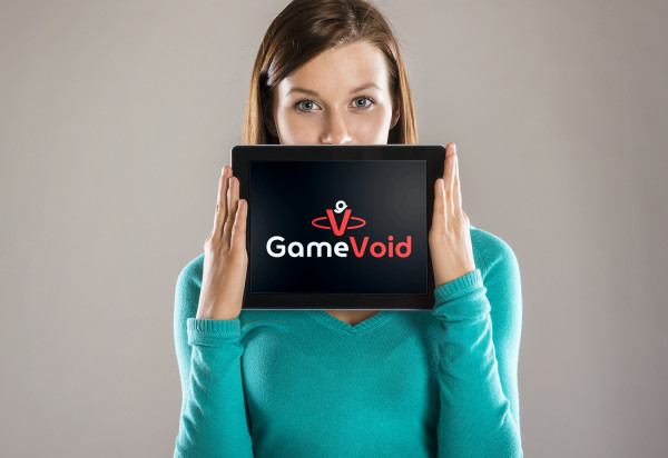 Sample branding #2 for Gamevoid