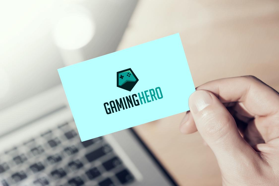 Sample branding #3 for Gaminghero