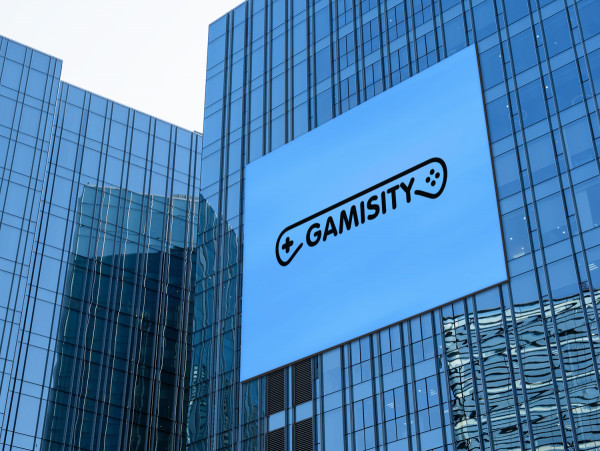 Sample branding #2 for Gamisity