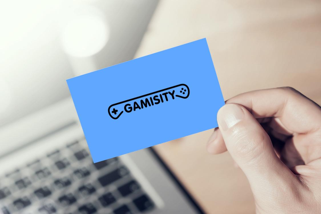 Sample branding #1 for Gamisity