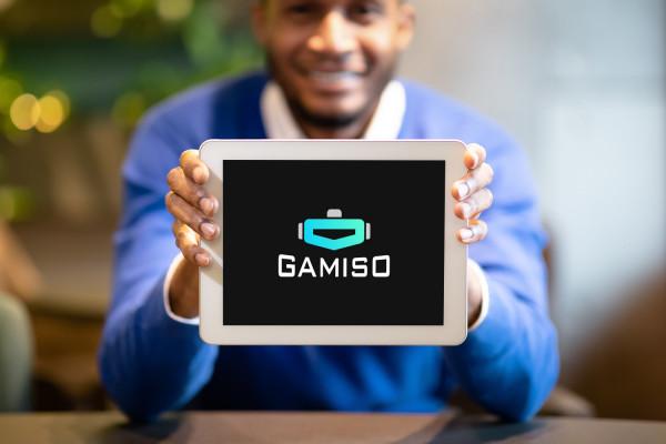 Sample branding #3 for Gamiso