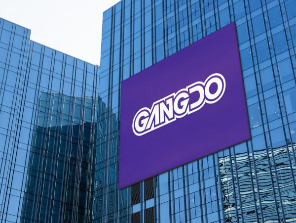 Sample branding #2 for Gangdo