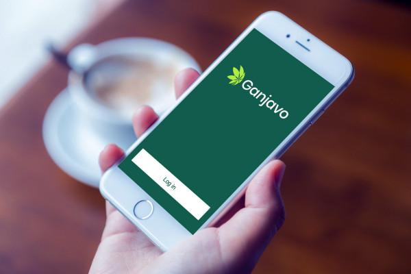 Sample branding #1 for Ganjavo