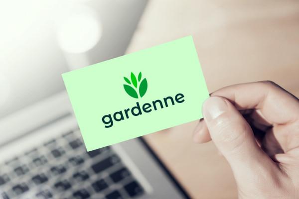 Sample branding #3 for Gardenne