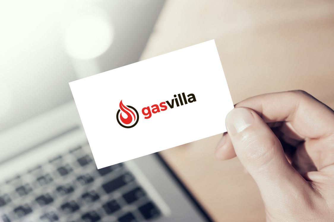 Sample branding #1 for Gasvilla