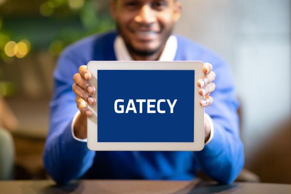 Sample branding #2 for Gatecy