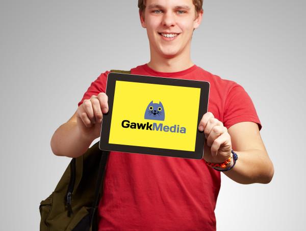 Sample branding #1 for Gawkmedia