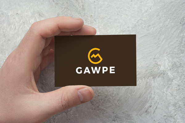 Sample branding #1 for Gawpe