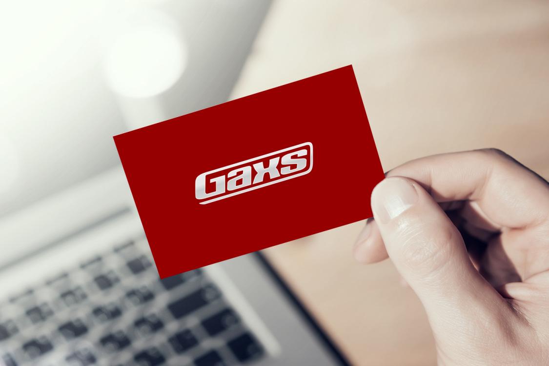 Sample branding #3 for Gaxs