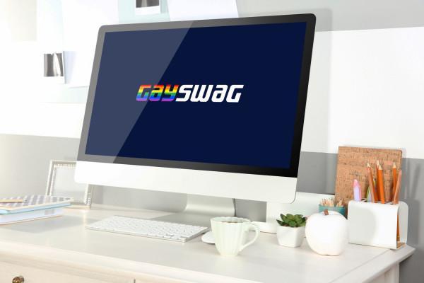 Sample branding #2 for Gayswag
