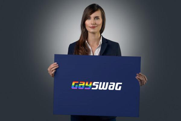 Sample branding #3 for Gayswag