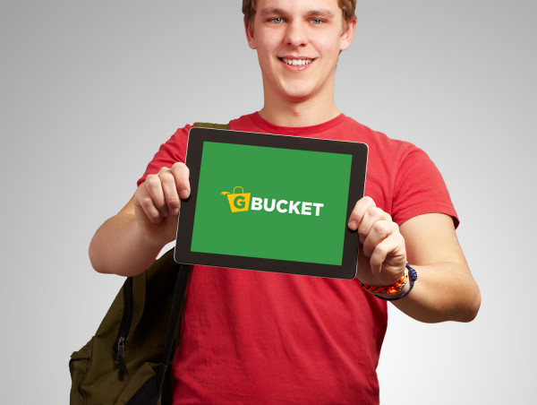 Sample branding #3 for Gbucket