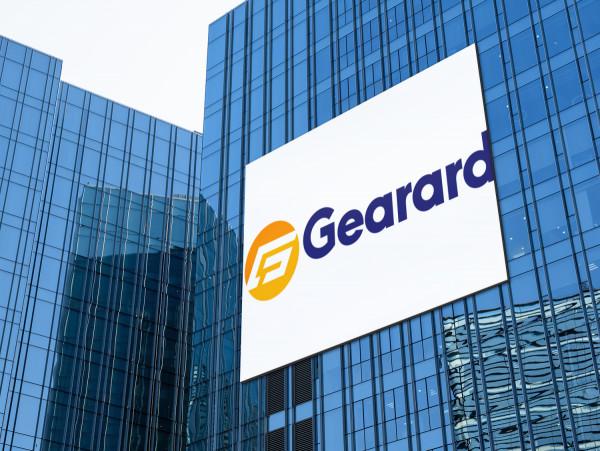 Sample branding #2 for Gearard