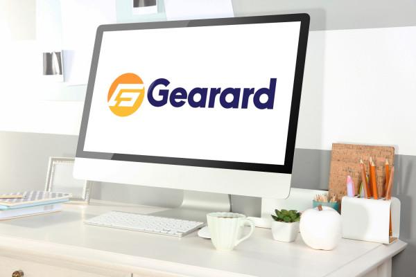 Sample branding #1 for Gearard