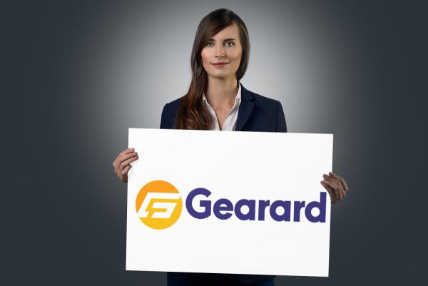 Sample branding #3 for Gearard