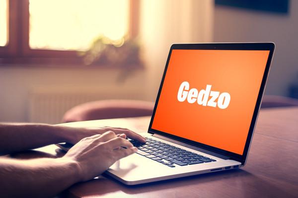Sample branding #1 for Gedzo
