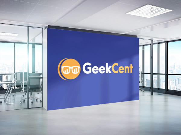 Sample branding #3 for Geekcent