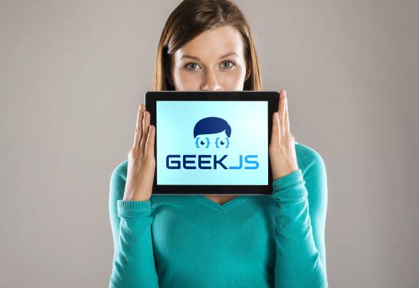 Sample branding #3 for Geekjs