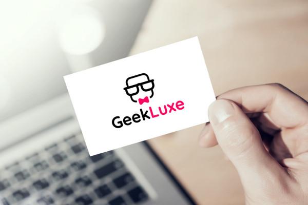Sample branding #2 for Geekluxe