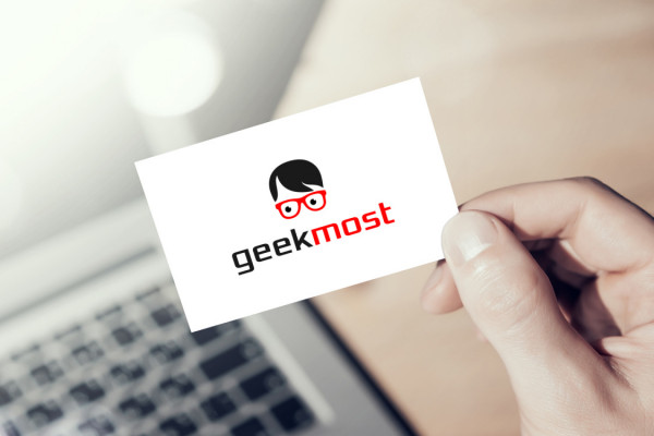 Sample branding #1 for Geekmost