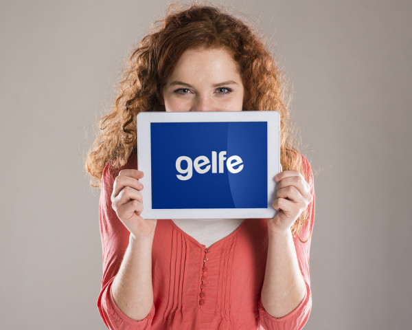 Sample branding #1 for Gelfe