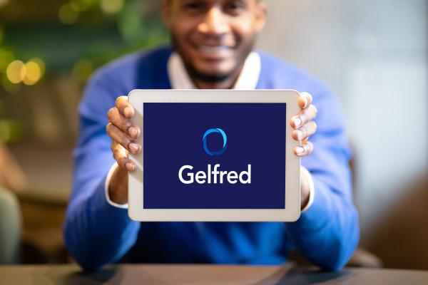 Sample branding #1 for Gelfred