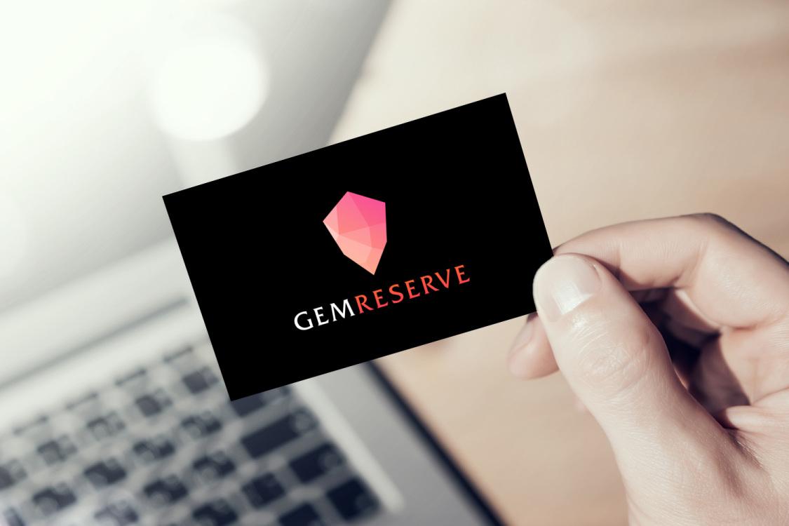 Sample branding #1 for Gemreserve