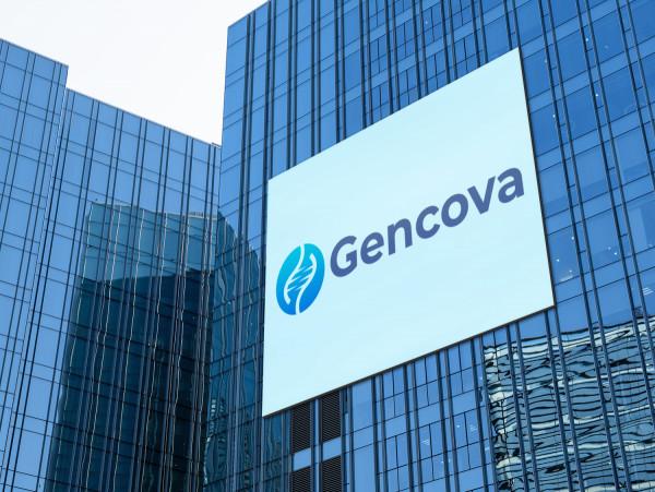 Sample branding #3 for Gencova