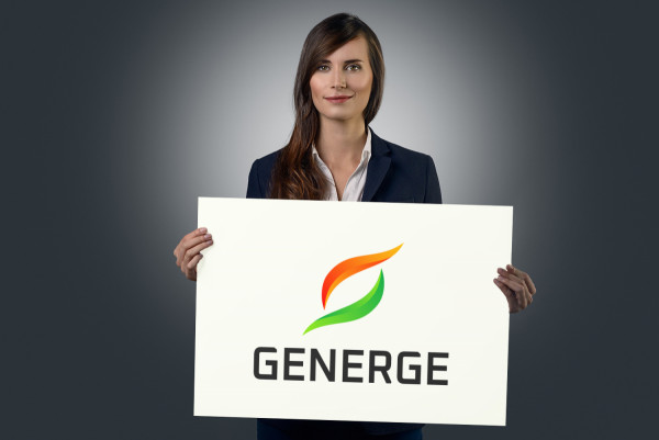 Sample branding #3 for Generge