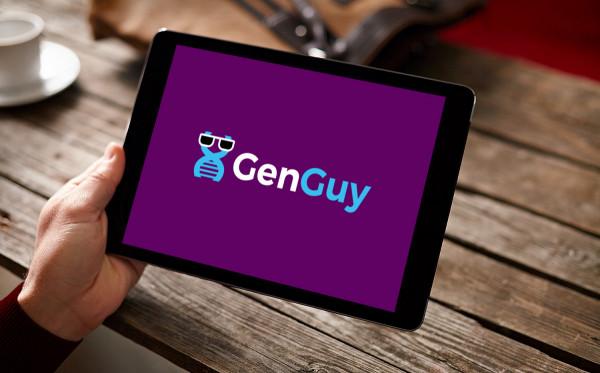 Sample branding #2 for Genguy