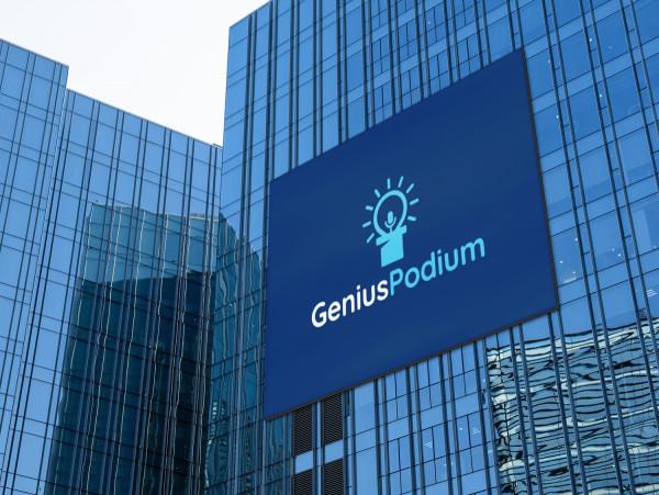 Sample branding #2 for Geniuspodium