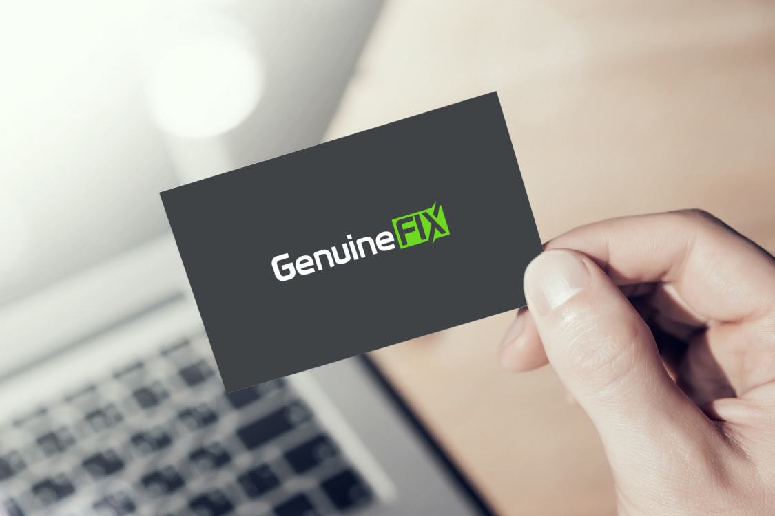 Sample branding #1 for Genuinefix