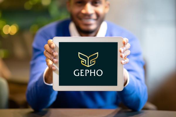 Sample branding #1 for Gepho