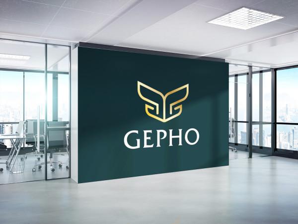 Sample branding #2 for Gepho